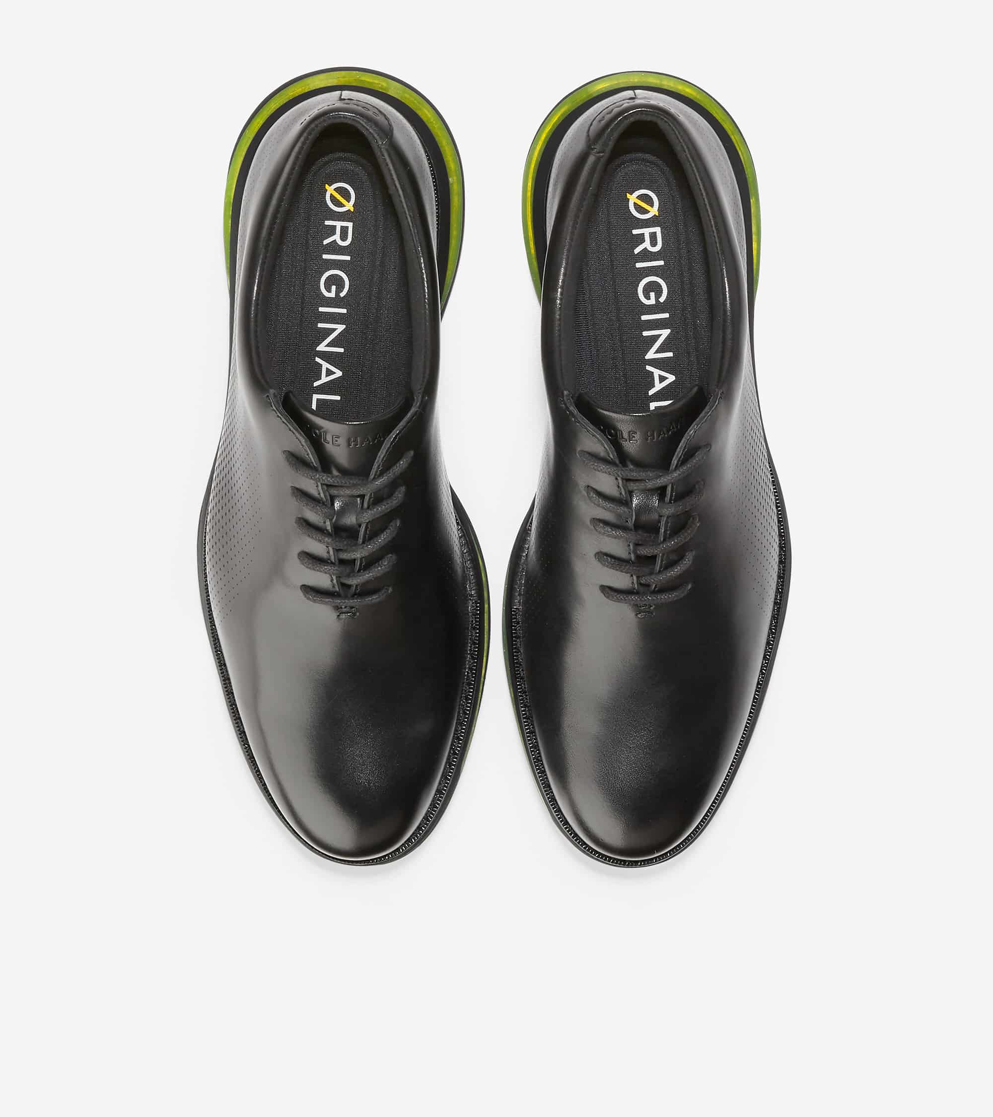 Cole Haan Øriginalgrand Cloudfeel Energy Twin Wc Ox Black/Black-Safety Yellow