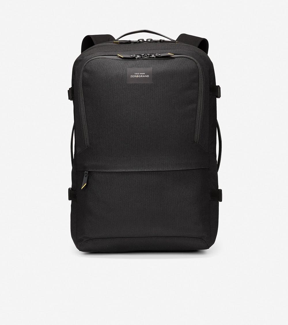 Cole haan ZERØGRAND 48 hr Backpack Black