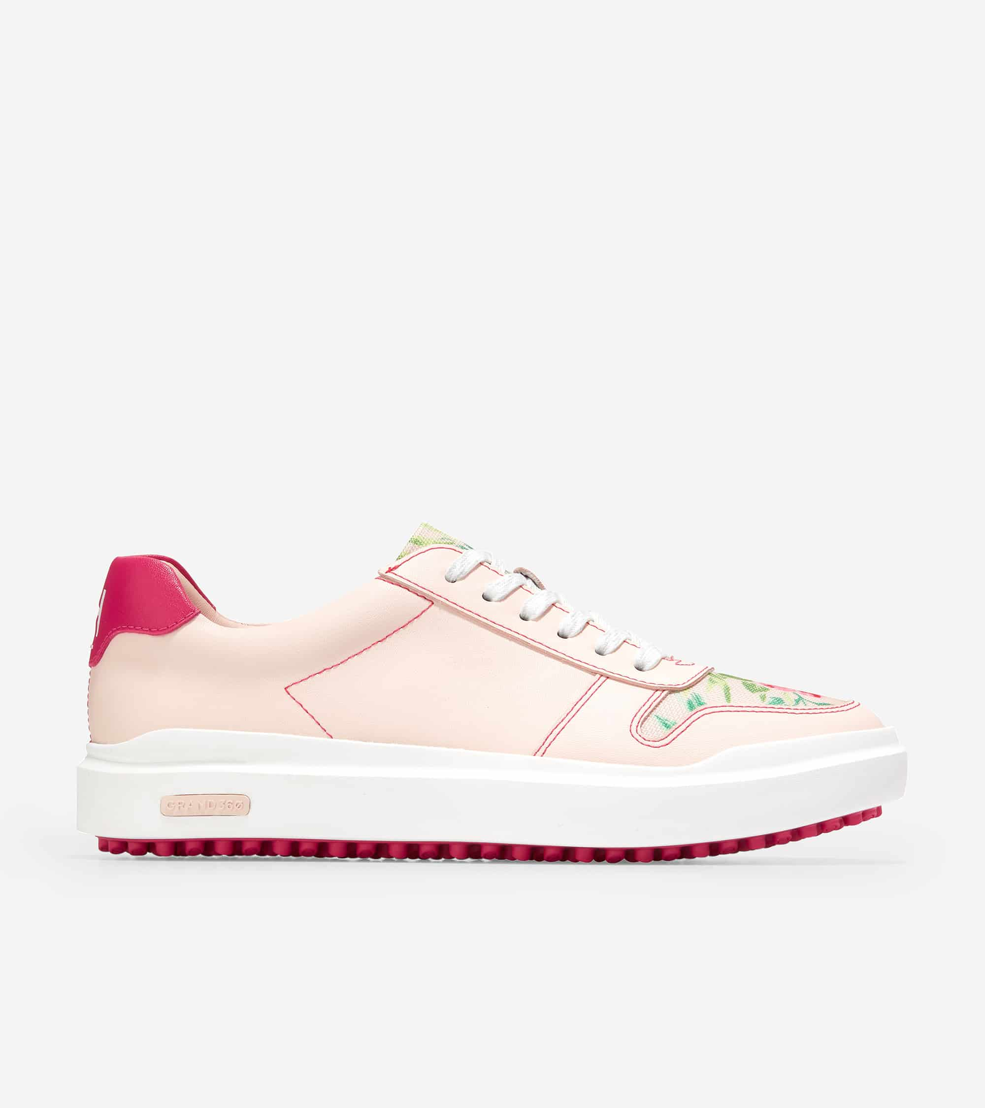 Cole Haan GrandPrø Rally Golf Wp Clay Pink/Tropical Pink/Creole Pink/Love Potion