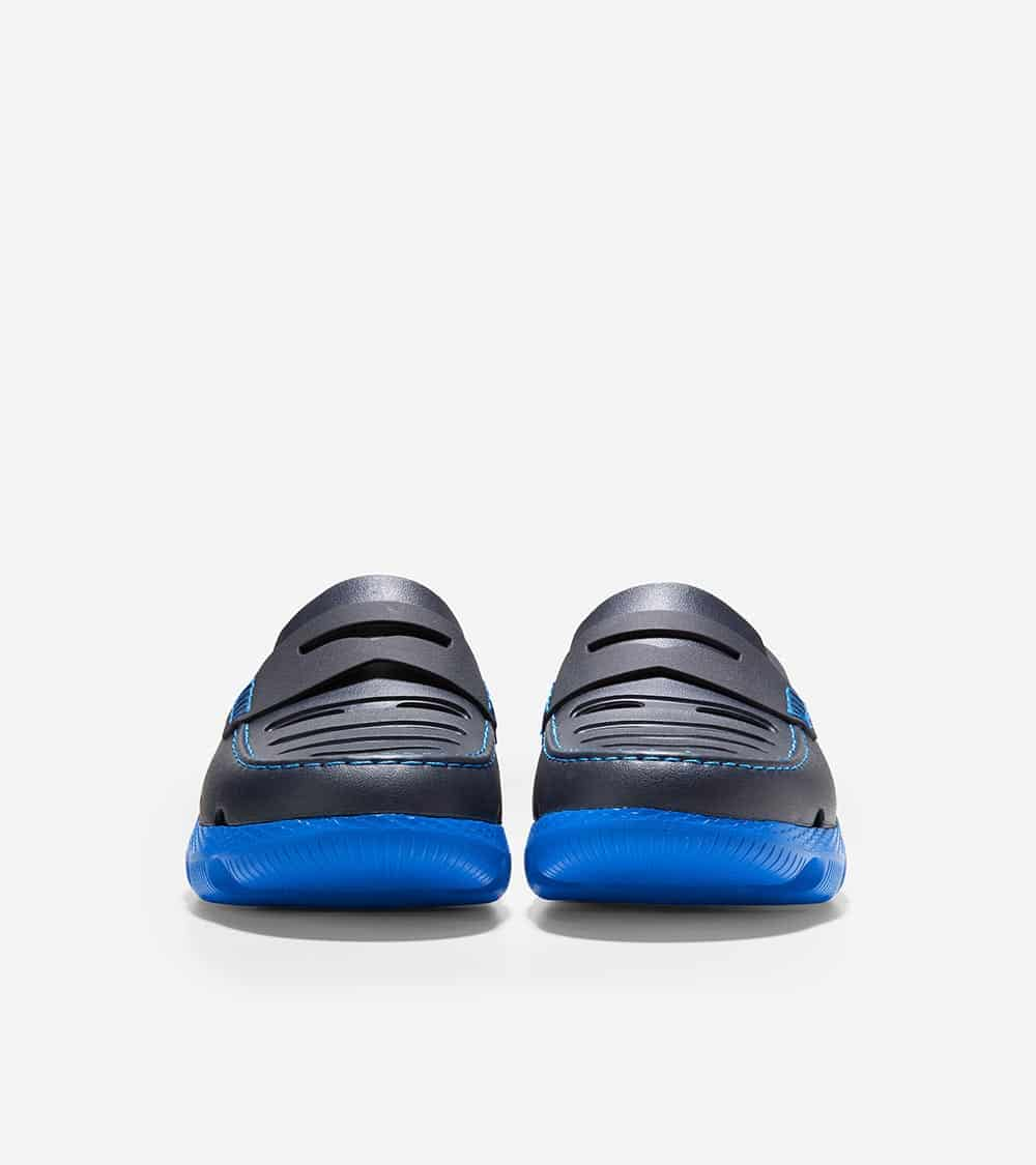 4.ZEROGRAND ALL DAY LOAFER NAVY INK/DIRECTOIRE BLUE