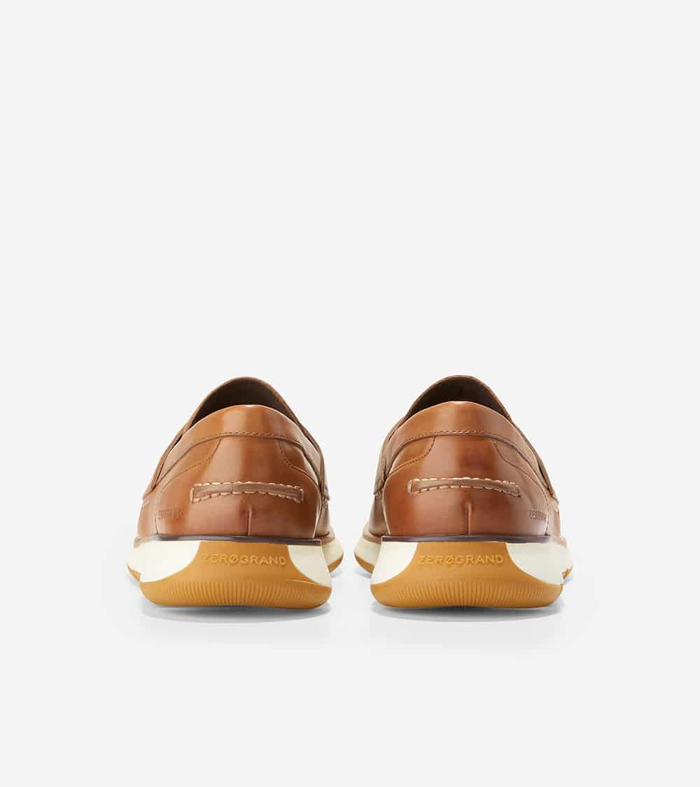 Cole Haan 4.ZERØGRAND Loafer Ch British Tan/Ivory