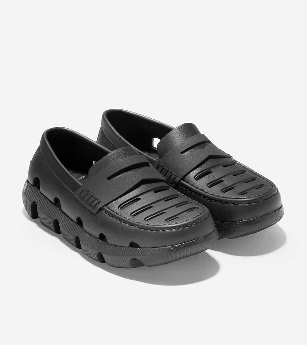 4.ZEROGRAND ALL DAY LOAFER BLACK