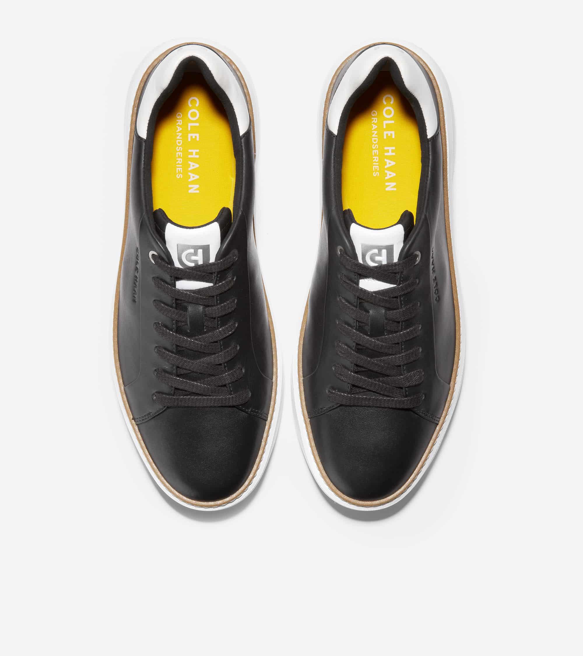 Cole Haan GrandPrø Topspin Sneaker Black