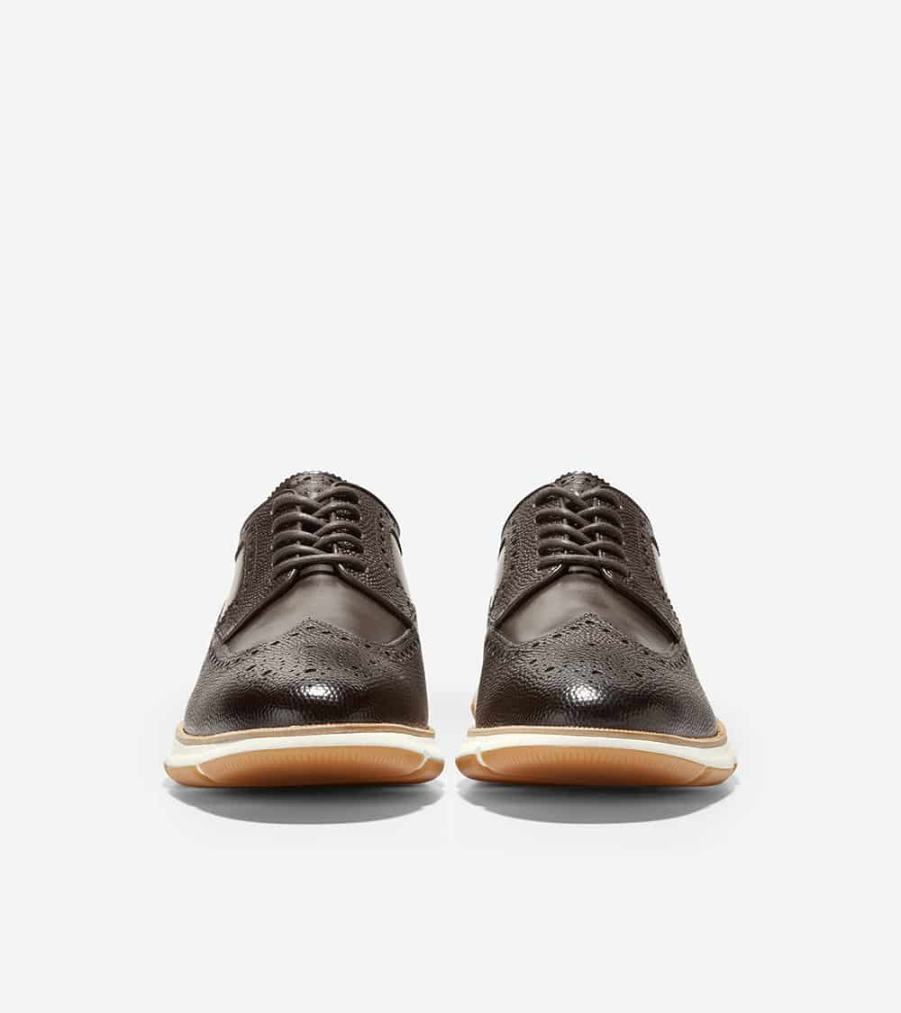 4.ZEROGRAND LONGWING OXFORD CH JAVA PEBBLED