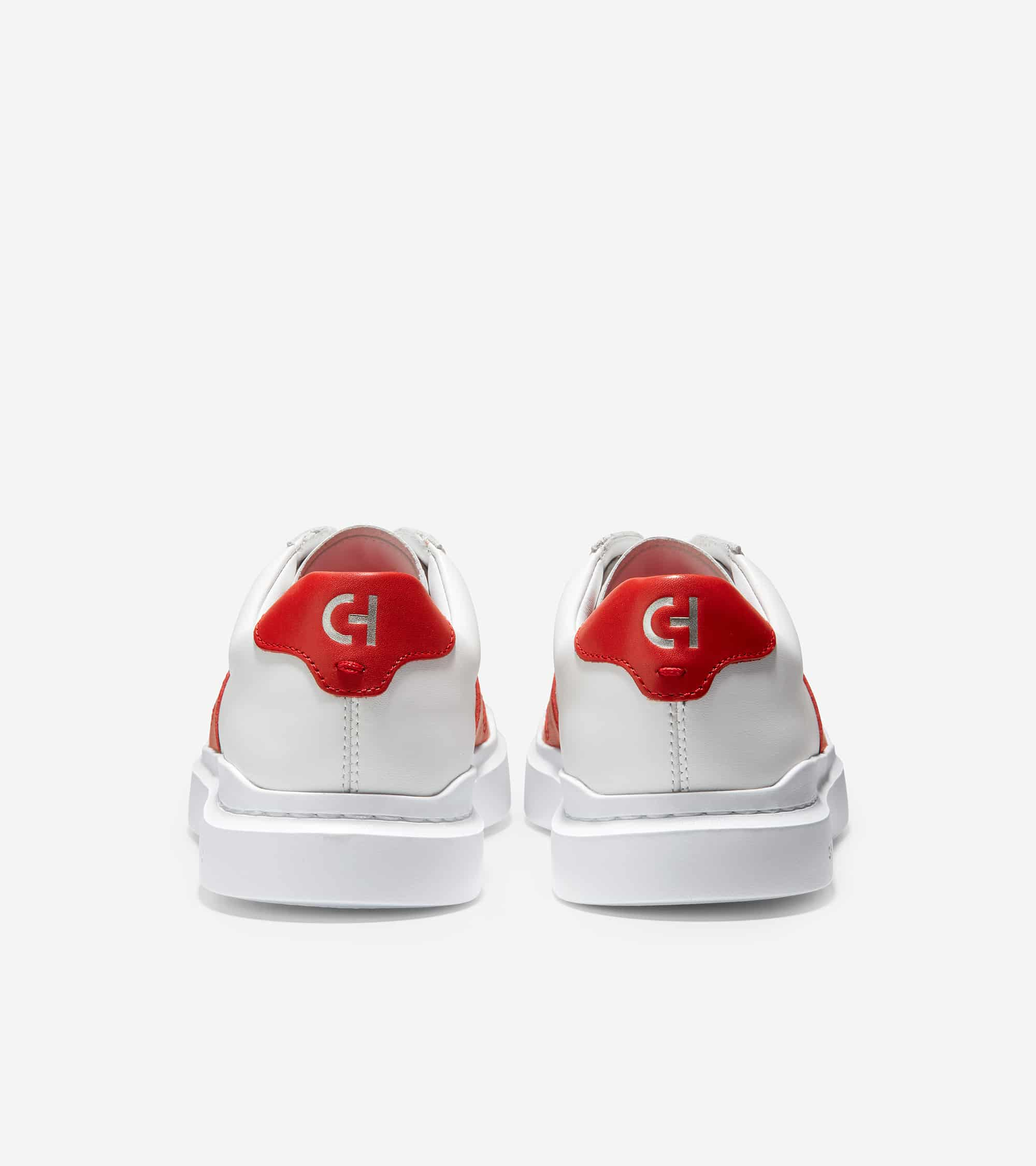 Cole Haan GrandPrø Rally Court Sneaker White / Red