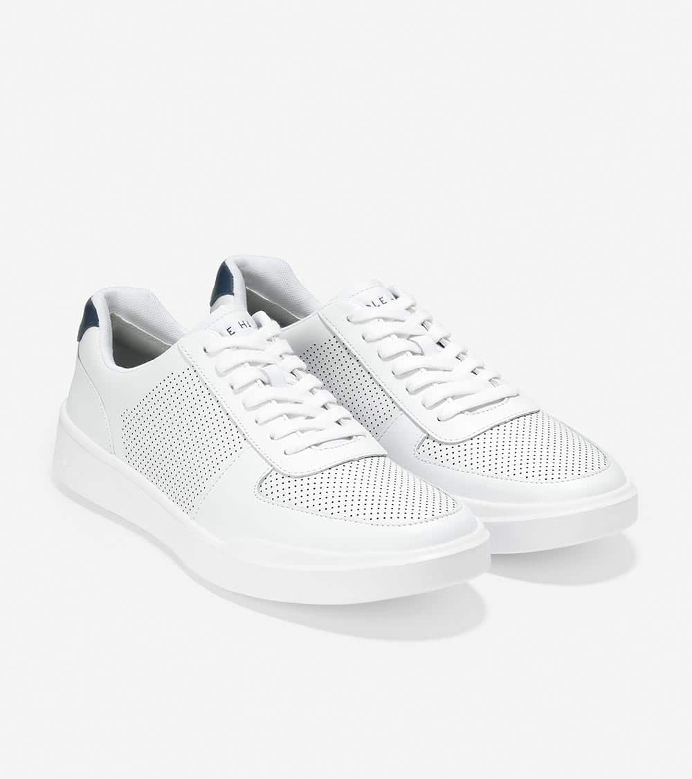 Cole Haan Grand Crosscourt Modern Sneaker Optic White / Peacoat