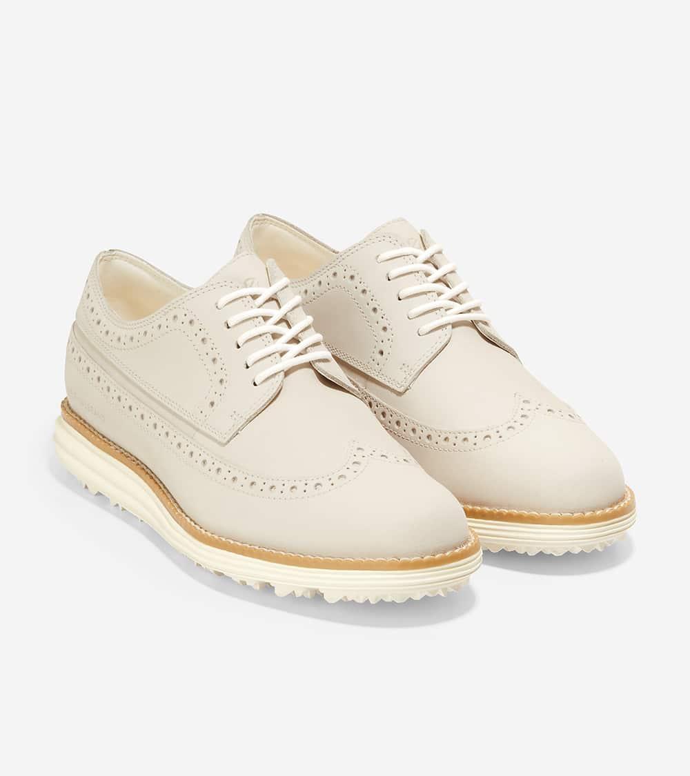 Cole Haan ØriginalGrand Golf Shoe Pumice Stone