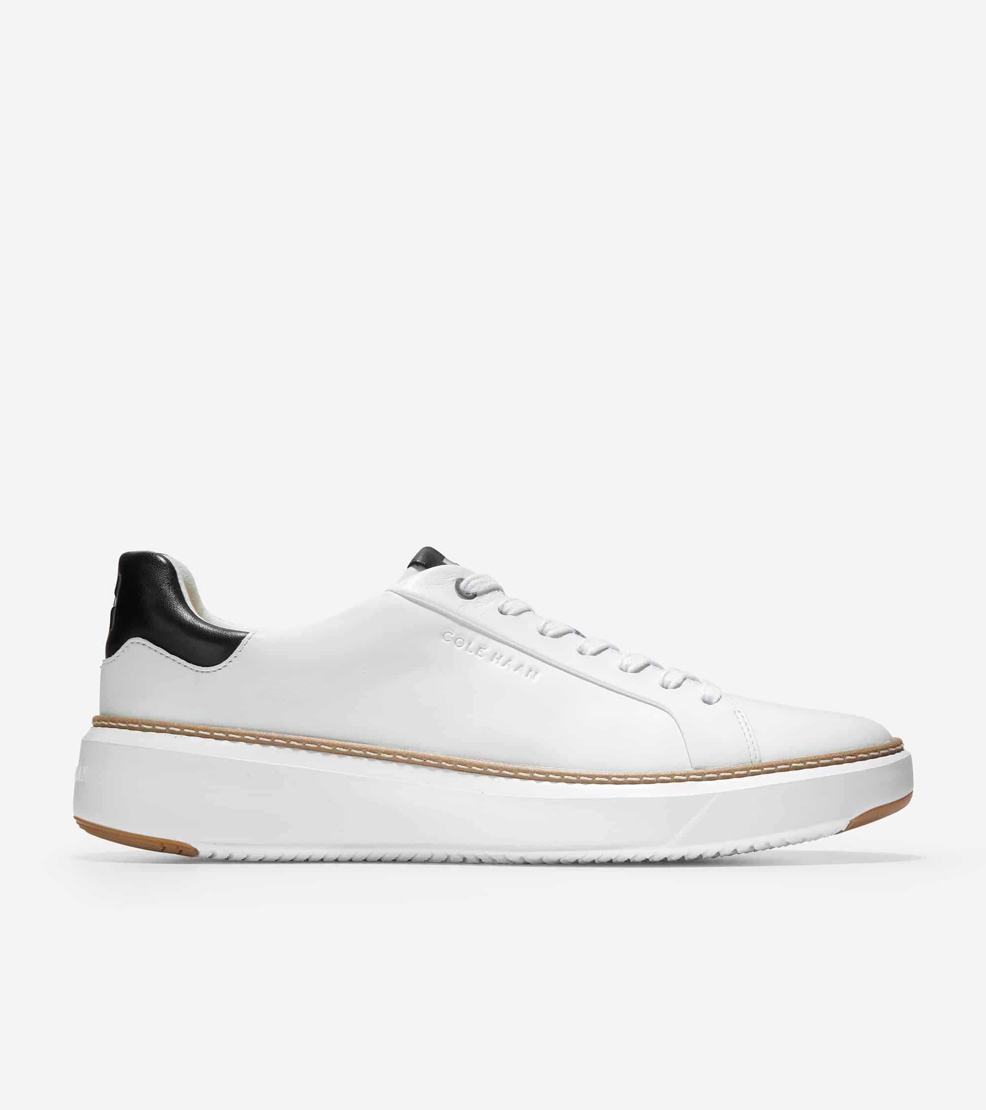 Cole Haan GrandPrø Topspin Sneaker Optic White