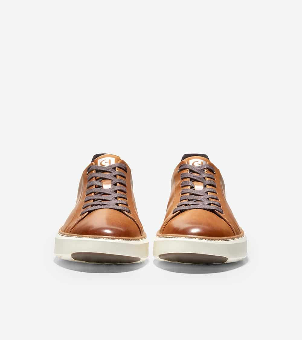 Cole Haan GrandPrø Topspin Sneaker British Tan