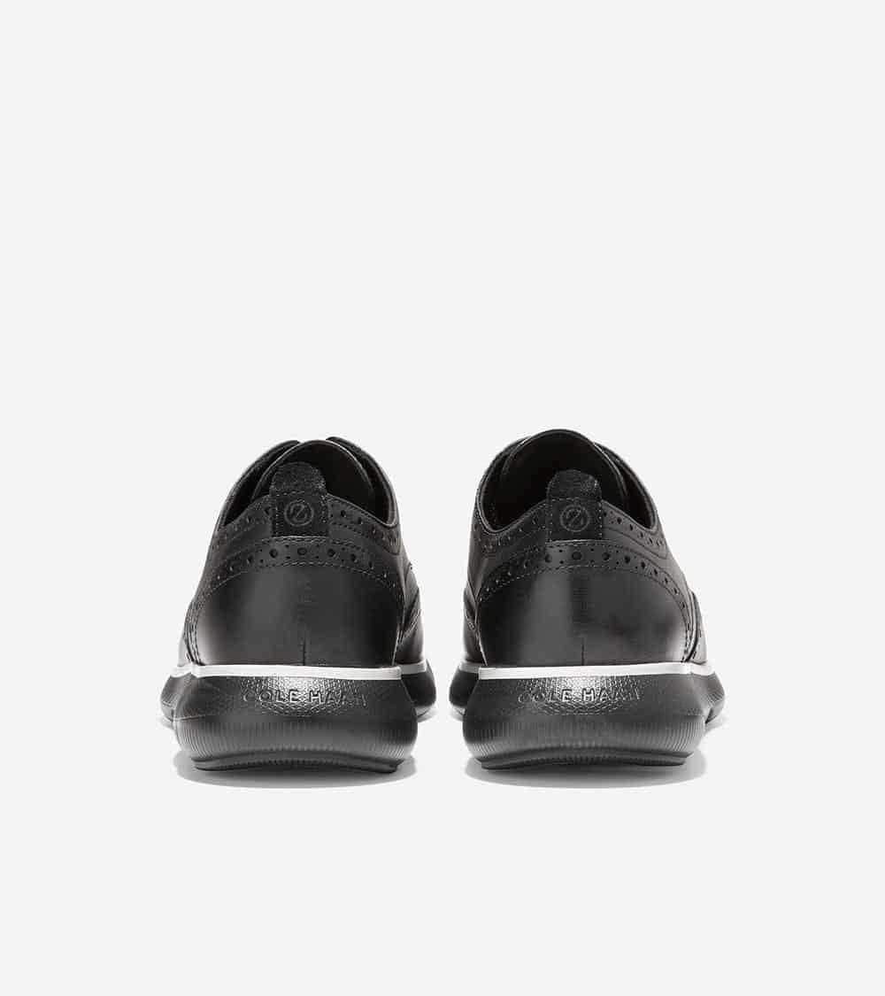 Cole Haan ZERØGRAND Wingtip Oxford Black/Black