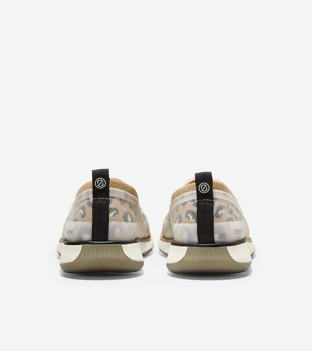 Cole Haan 4.ZERØGRAND Avant Loafer Leopard Print Stitchlite™