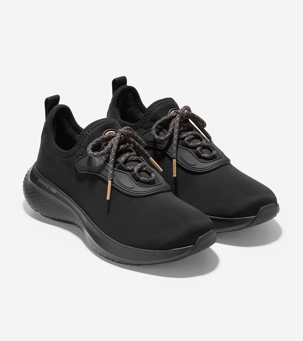 Cole Haan ZERØGRAND Changepace Sneaker  Black