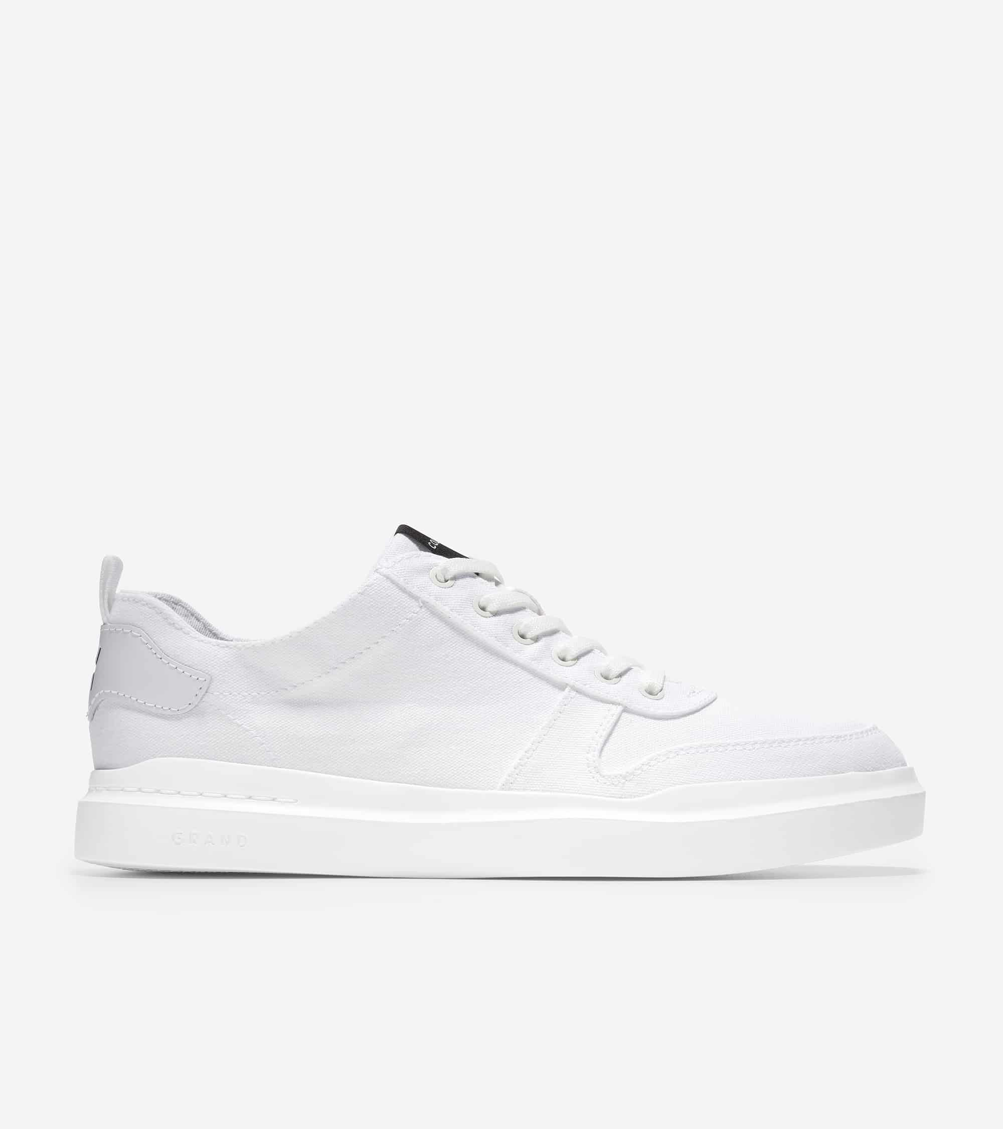 Cole Haan Grandprø Rally Canvas Court Optic White Canvas