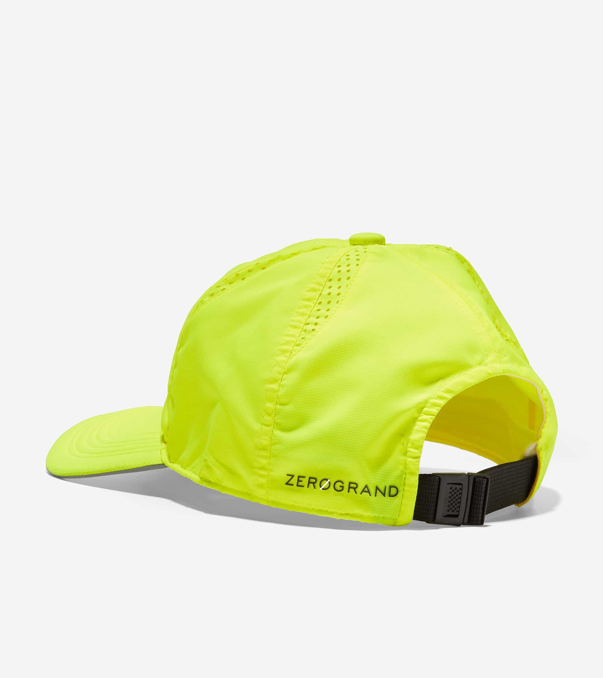 Cole Haan ZERØGRAND Running Cap Yellow