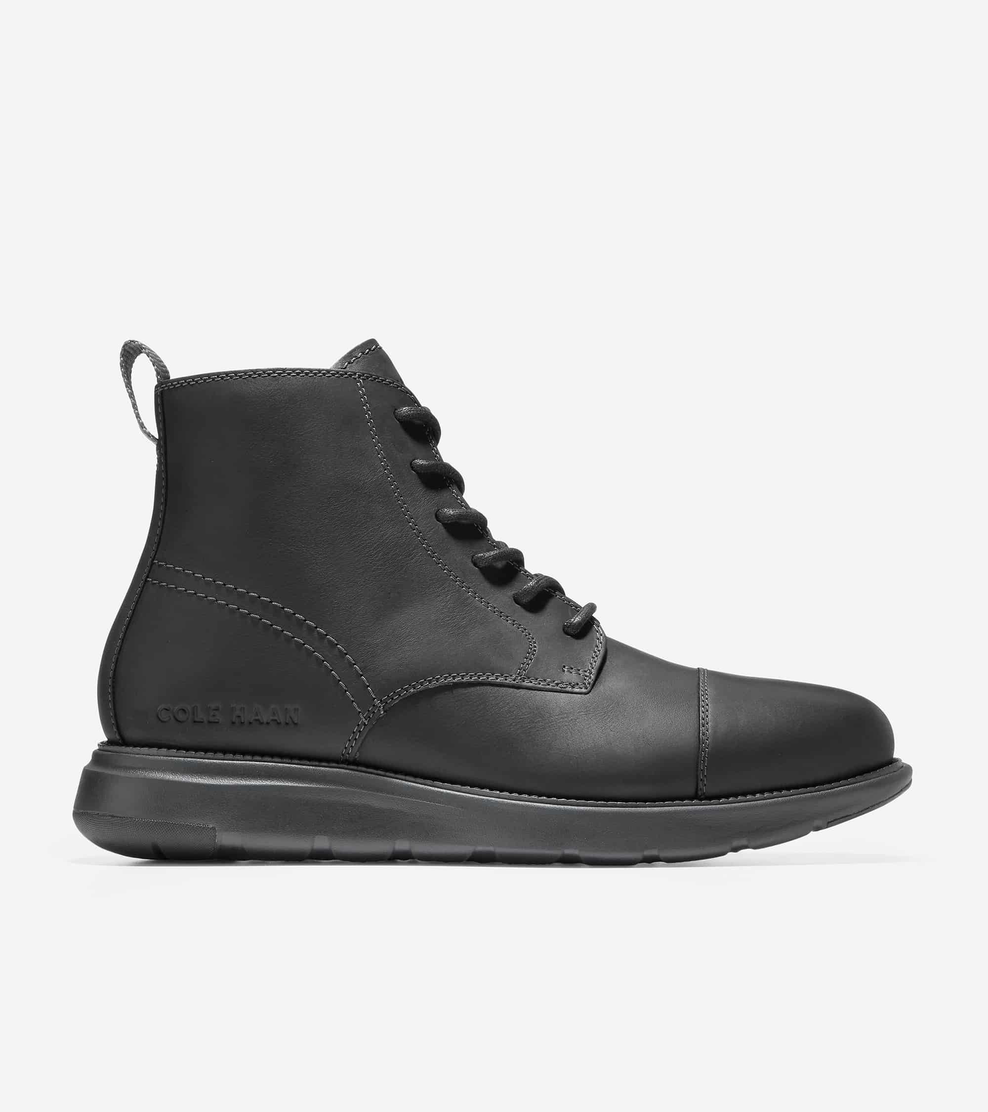 Cole Haan Grand Atlantic Boot Black/Black