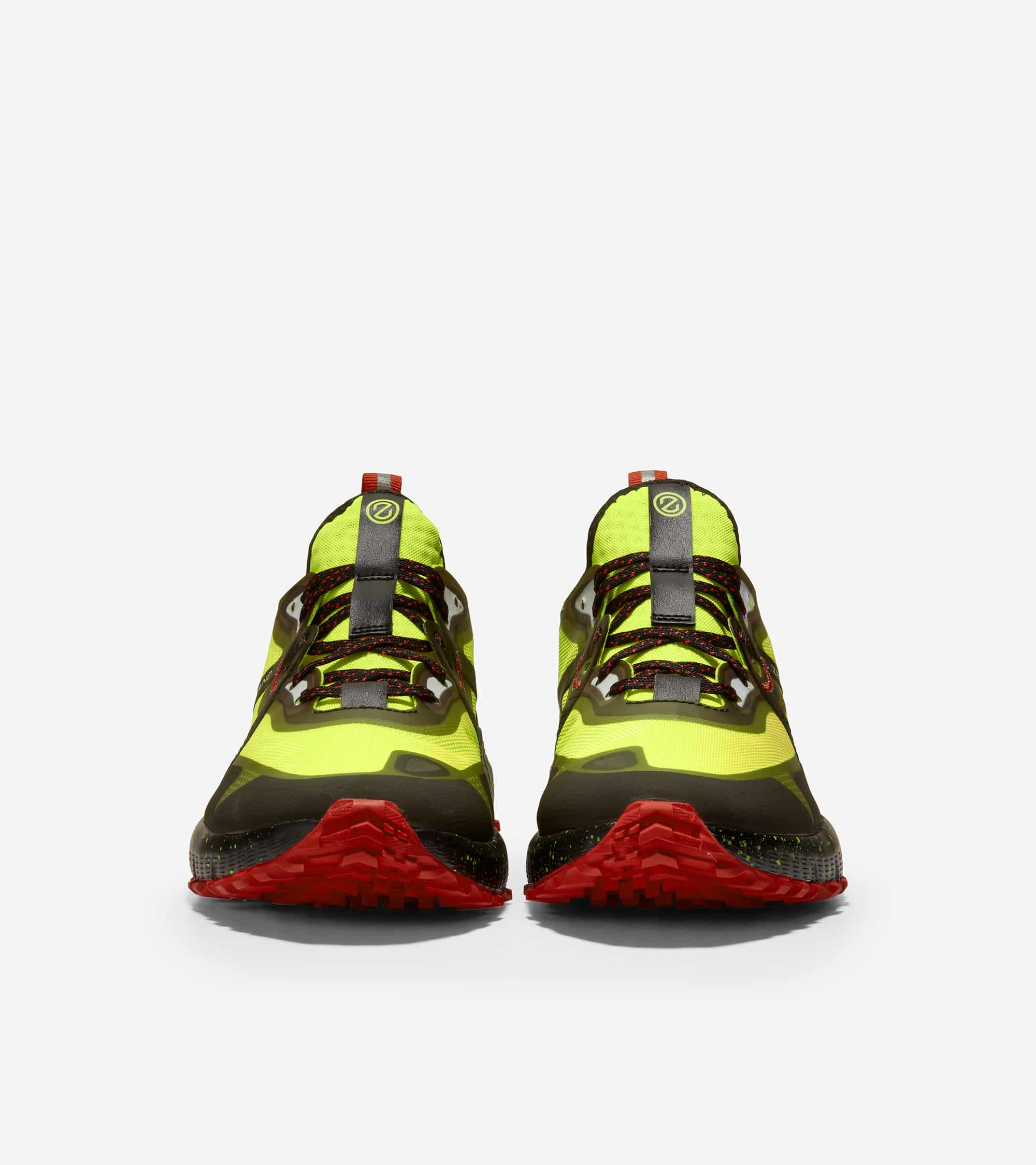 Cole Haan ZERØGRAND Overtake All Terrain Wr Safety Yellow/Black Wr/Black With Speckle-Molten Lava