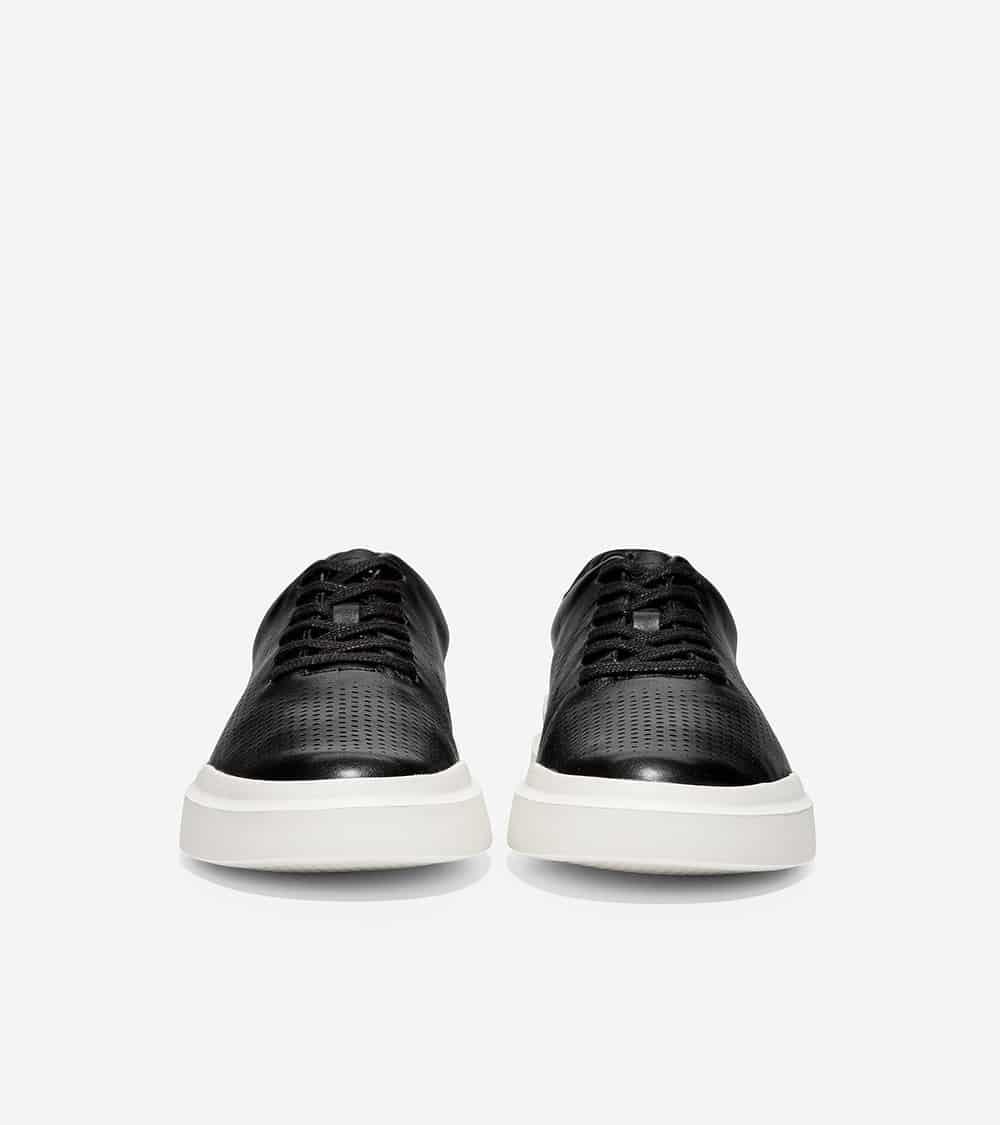 Cole Haan GrandprØ Rally Laser Cut Sneaker Black