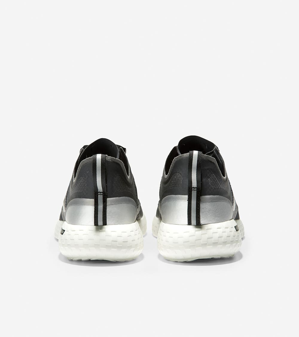 Cole Haan ZERØGRAND Outpace Runner Black/Ch Signature Silver