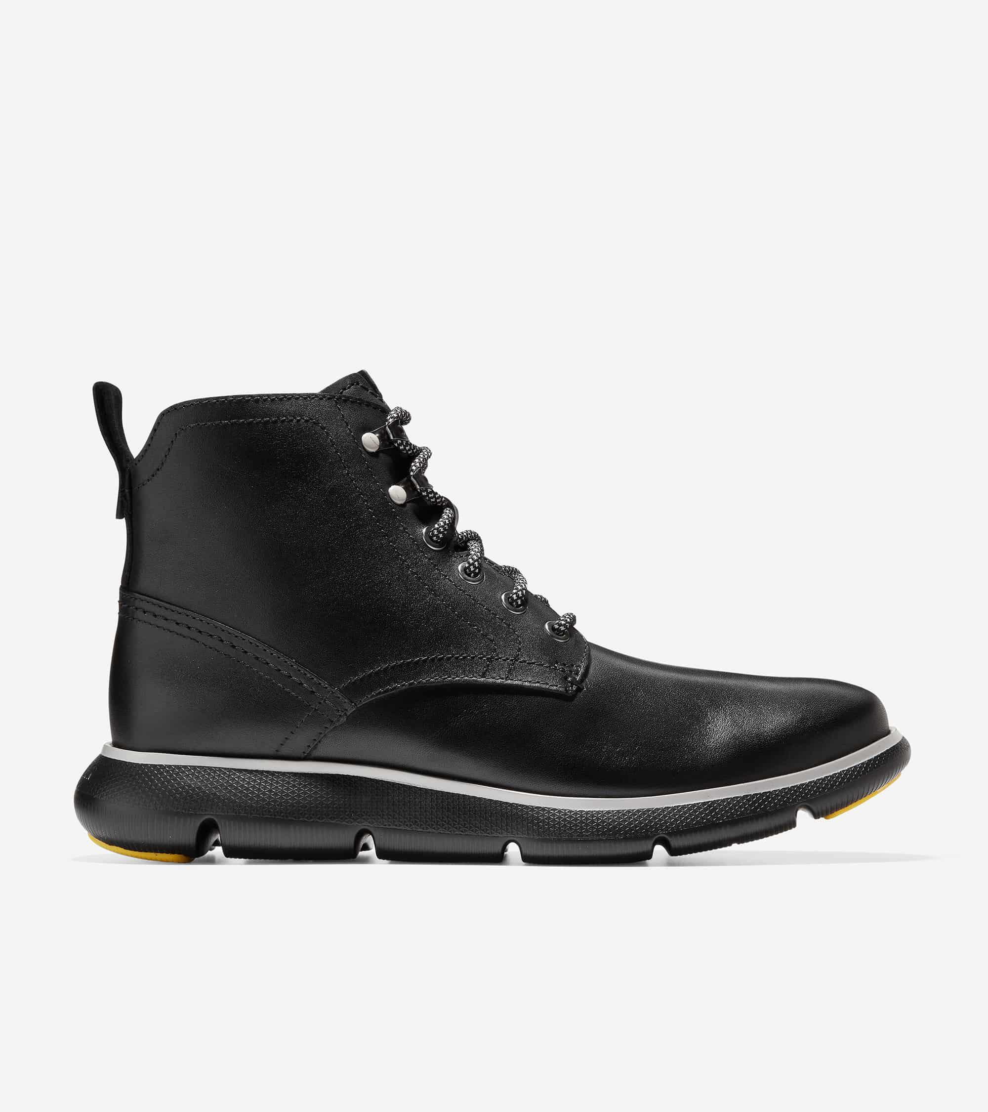 Cole Haan ZERØGRAND Omni City Boot Black/Black